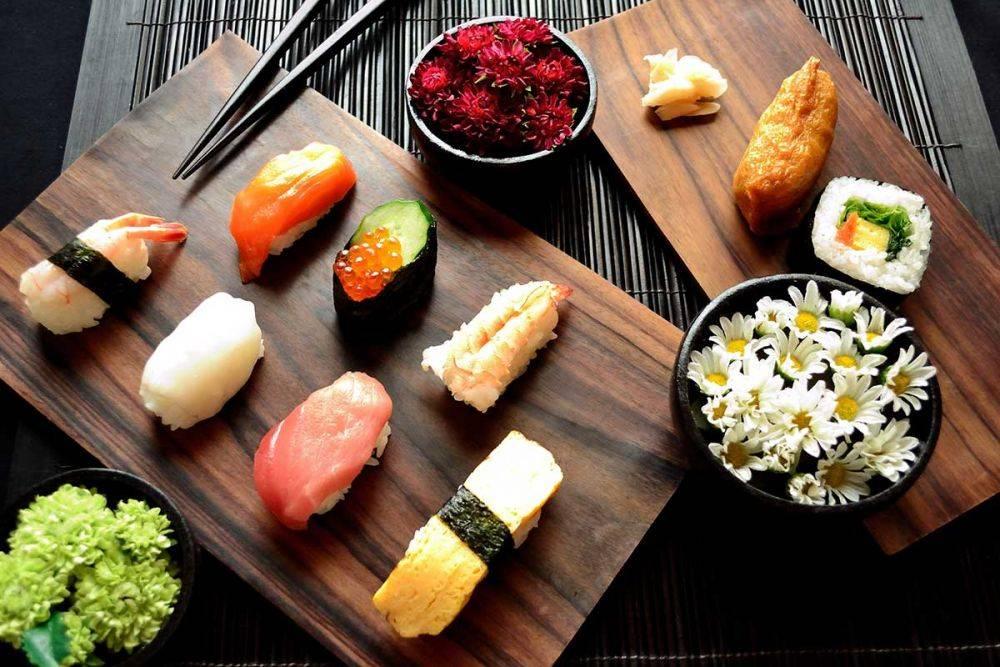Можно ли есть суши и роллы кормящей маме