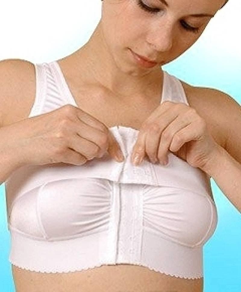 Как перетянуть грудное молоко (перевязать грудь) для предотвращения лактации: фото
