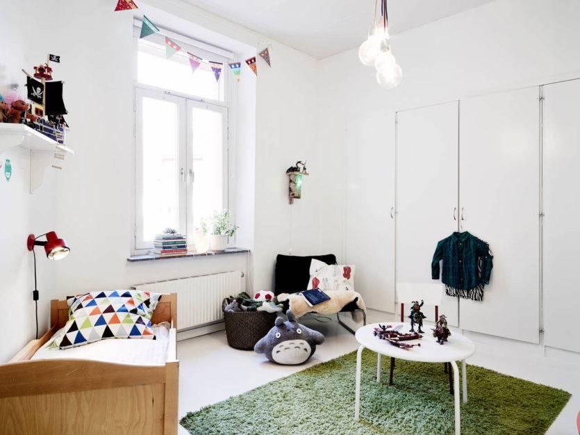 Скандинавская детская как пространство для развития личности ⋆ скандинавский стиль