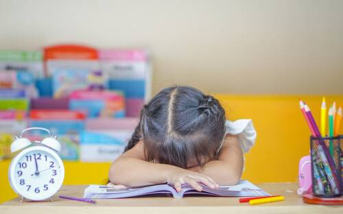 Детская лень: причины и методы борьбы