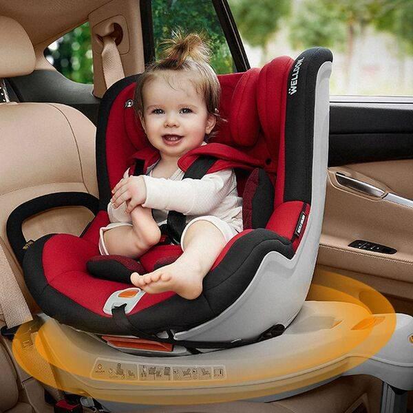Топ-10: автокресла для детей 15-36 кг (группа 2-3)