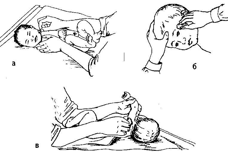 Утренний туалет новорожденного: как умывать, чем обрабатывать складочки (алгоритм)
