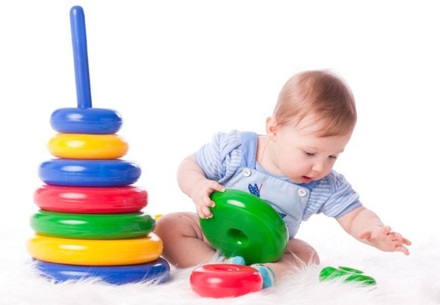Как научить ребенка собирать пирамидку | детское здоровье