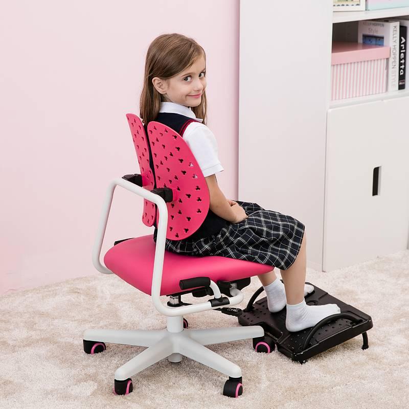 Детское компьютерное кресло (78 фото): как выбрать для дома? обзор моделей с подставкой для ног и подлокотниками для девочек и мальчиков