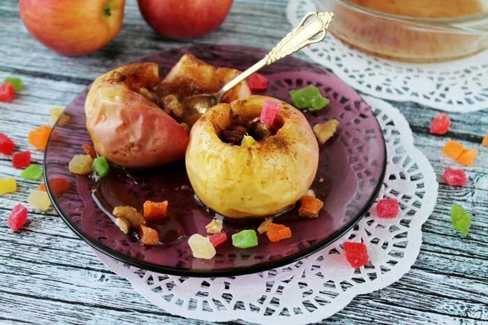 Можно ли кормящей маме яблоки при грудном вскармливании (зеленые, печеные)?