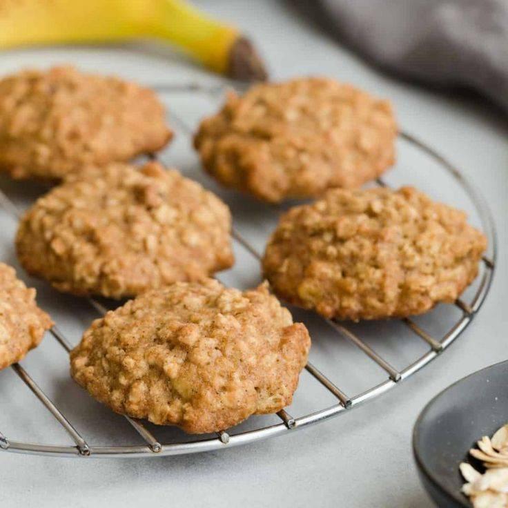 Овсяное печенье с бананом - подборка простых и вкусных рецептов