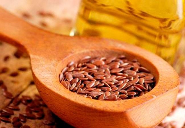 Семена льна при кормлении грудью