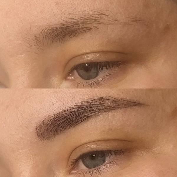 Татуаж бровей при грудном вскармливании, можно ли делать микроблейдинг и перманентный макияж бровей во время лактации при кормлении грудью