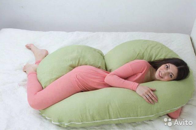 Как выбрать подушку для беременных - какой наполнитель лучше