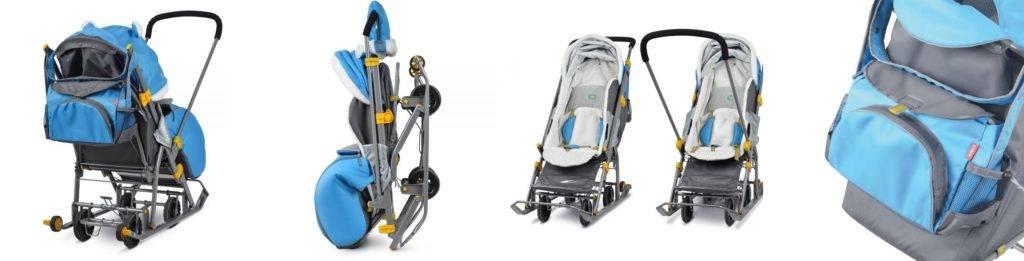 Лучшие детские коляски 2 в 1 - рейтинг 2021