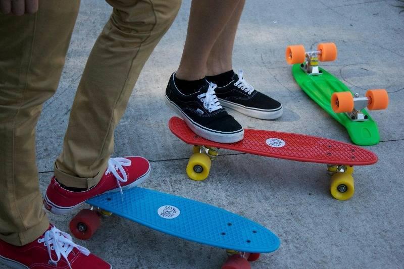 Как выбрать скейтборд для ребёнка: 10 причин купить скейтборд