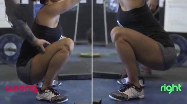 Почему хрустят колени?