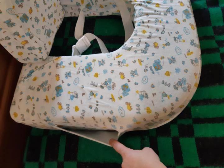 Подушка для кормления грудного ребенка и двойни: выбор и пошив своими руками