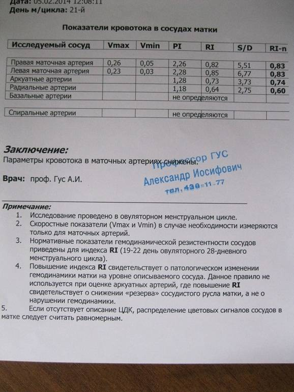 Практические рекомендации isuog: использование ультразвуковой допплерографии в акушерстве