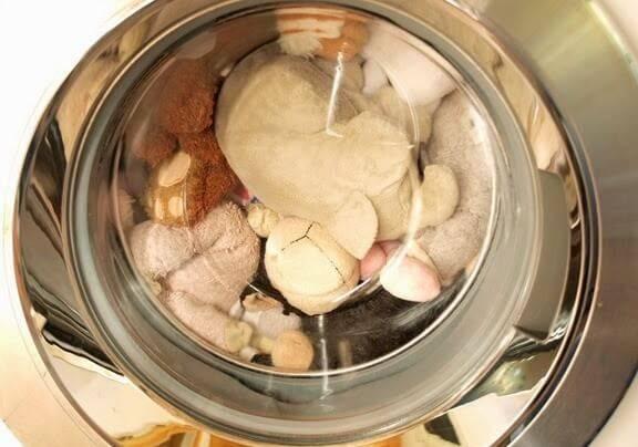 Как стирать мягкие игрушки в стиральной машине автомат