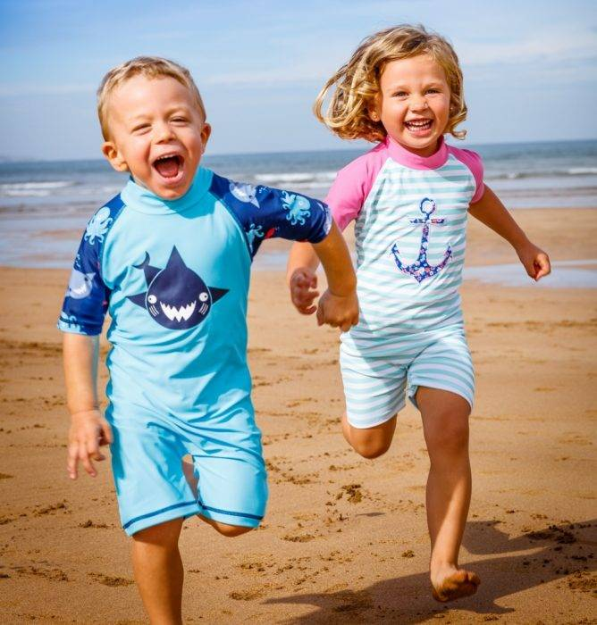 3-летний ребенок и море: 40 вещей, без которых не обойтись
