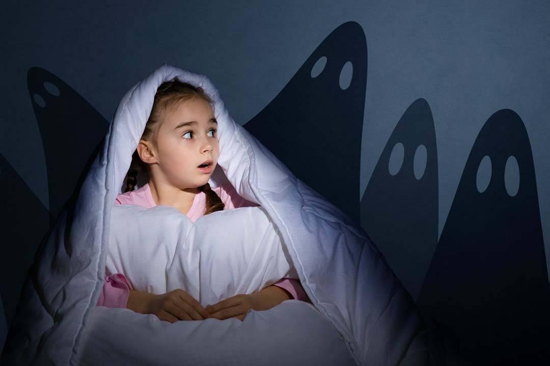 Приступы страха по ночам у детей   ким