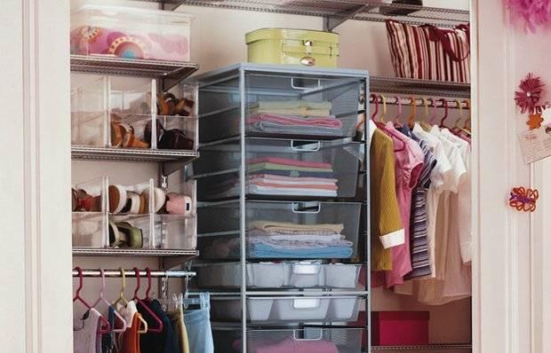 Где и как хранить детскую одежду - несколько простых советов