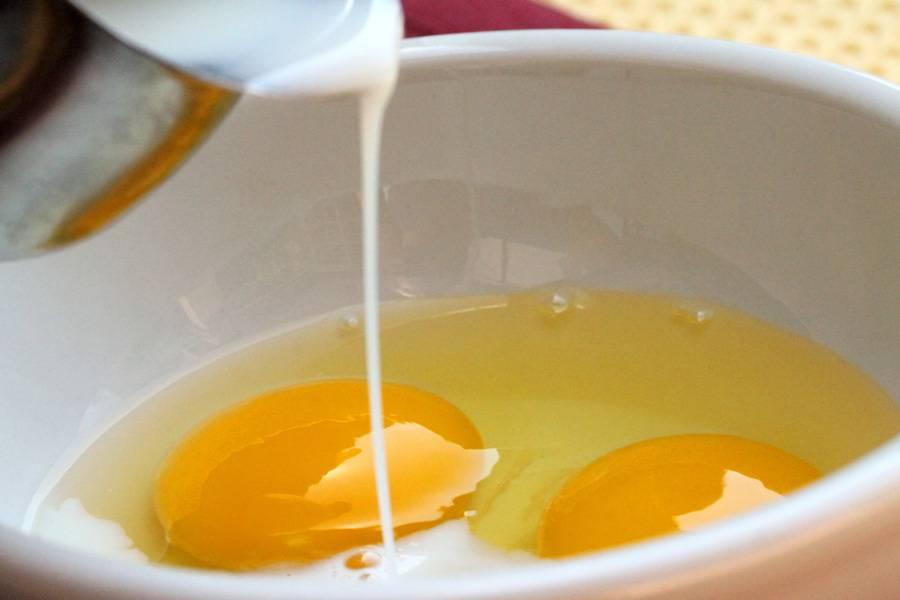 Можно ли кормящей маме омлет? - для мам