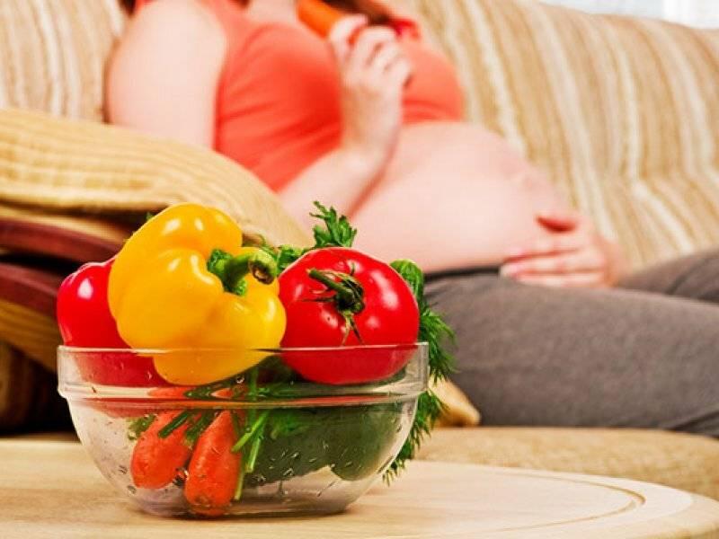 Что нельзя есть беременным: здоровый рацион будущей мамы