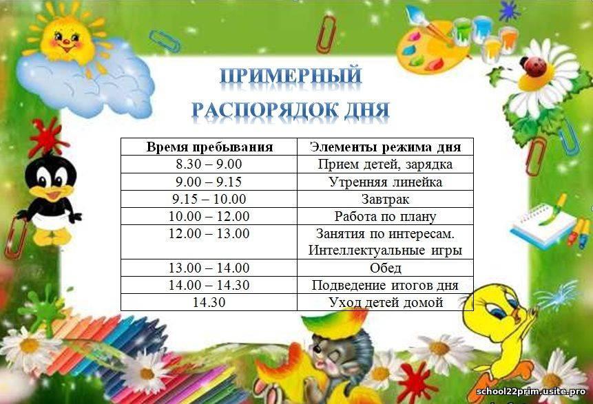 Режим детского сада по санпин. - покупатель прав