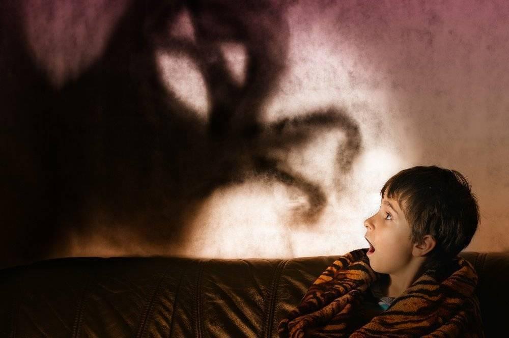 Топ-5 фобий школьников: чего боятся дети больше смерти