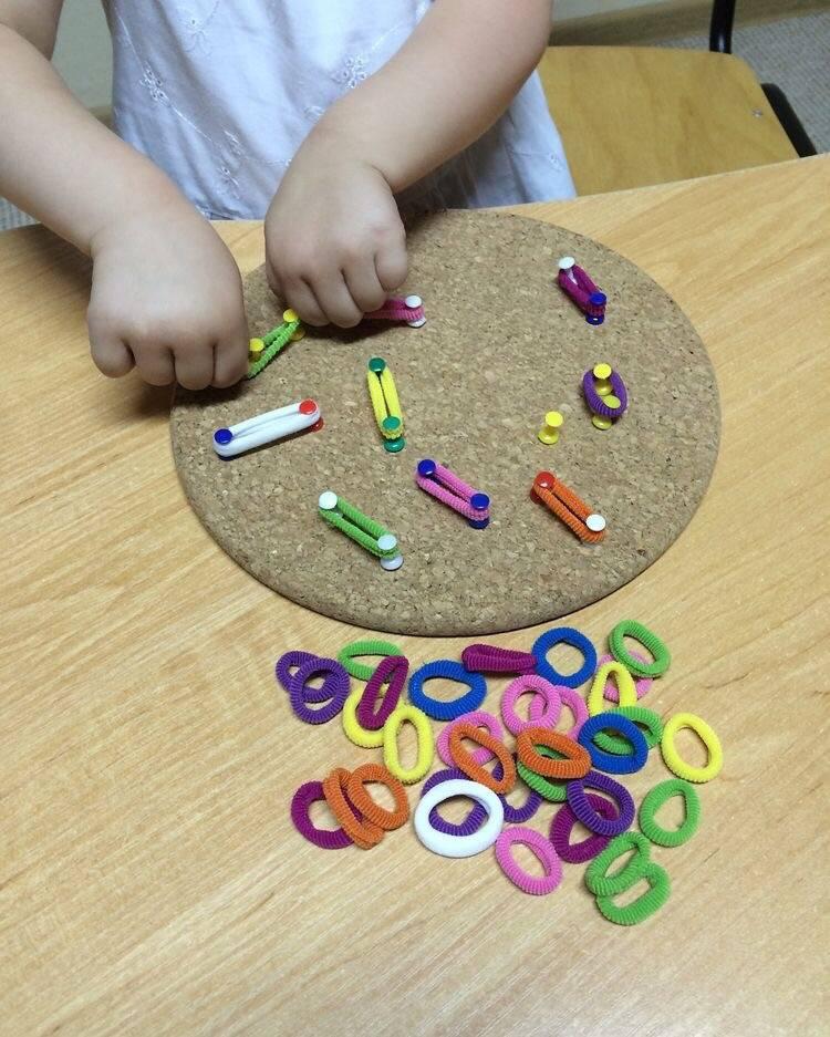 Развивающие игры для детей от 2 лет: занимаемся дома (2018)