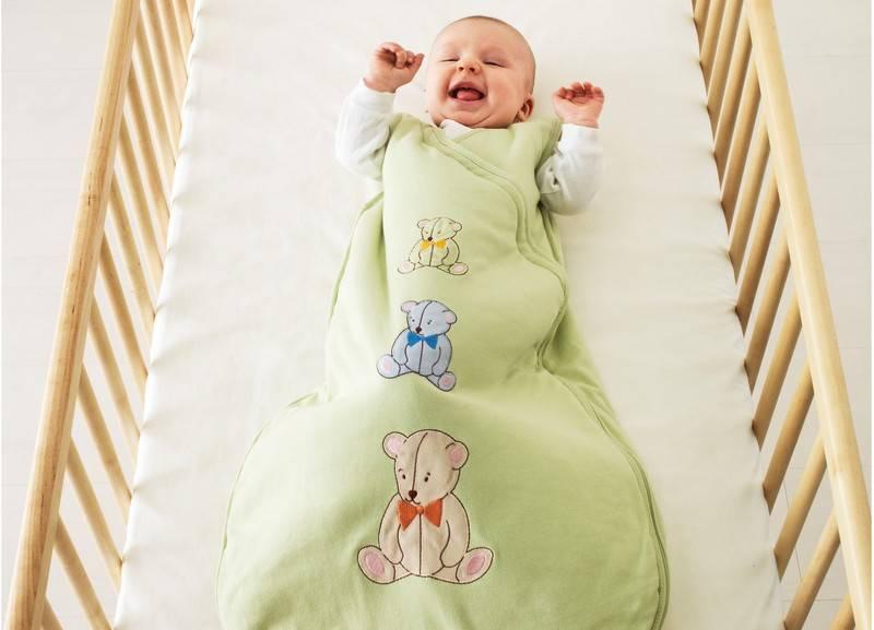 Как сшить спальный мешок для новорожденного с рукавами?