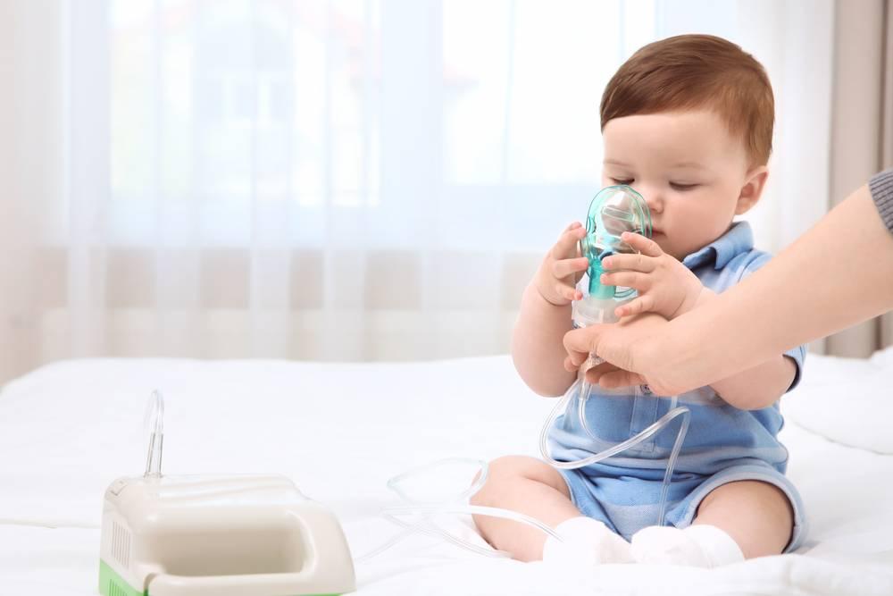 Можно ли делать ингаляции при температуре детям: рекомендации