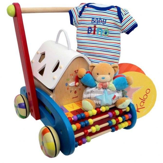 Что подарить ребенку, мальчику на 3 года, на день рождения