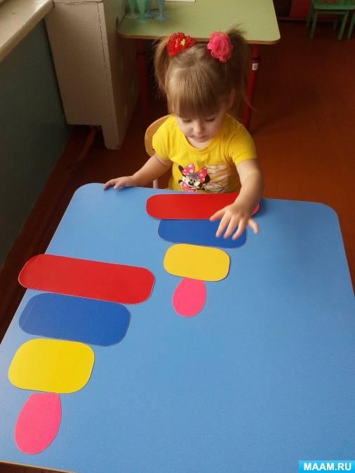 Консультация для воспитателей «сенсорное воспитание детей 2–3 лет посредством дидактических игр»