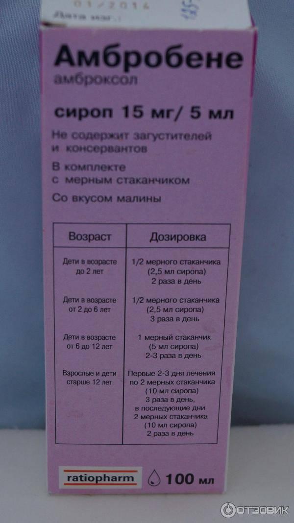 Амбробене в саратове - инструкция по применению, описание, отзывы пациентов и врачей, аналоги