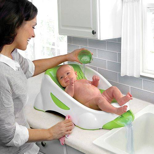 Правила выбора ванночки для новорожденного ребенка