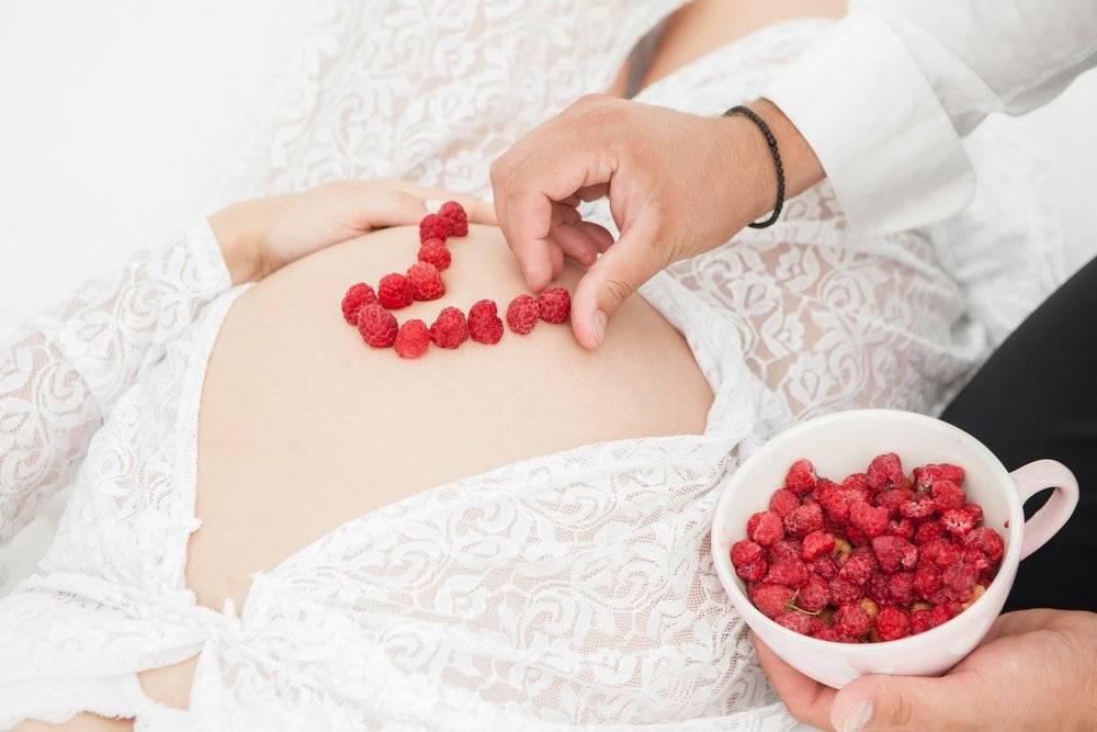 Какую пользу может принести употребление малины мамой при грудном вскармливании
