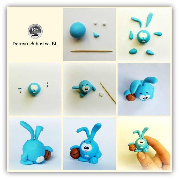 Поделки из пластилина - лучшие новинки поделок для детей своими руками (150 фото + инструкция)