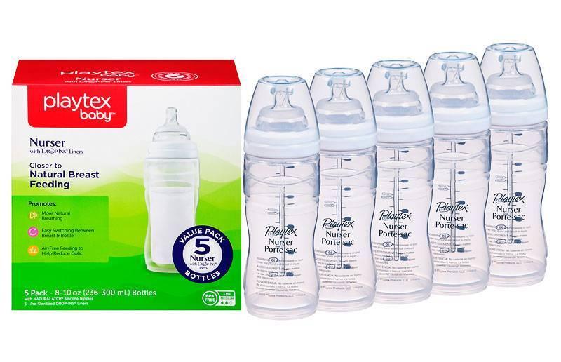 Какие стеклянные бутылочки для кормления новорожденных лучше