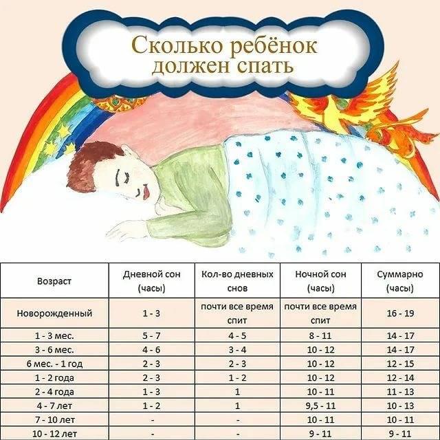 Сколько должен спать ребенок в 11 месяцев, как наладить сон