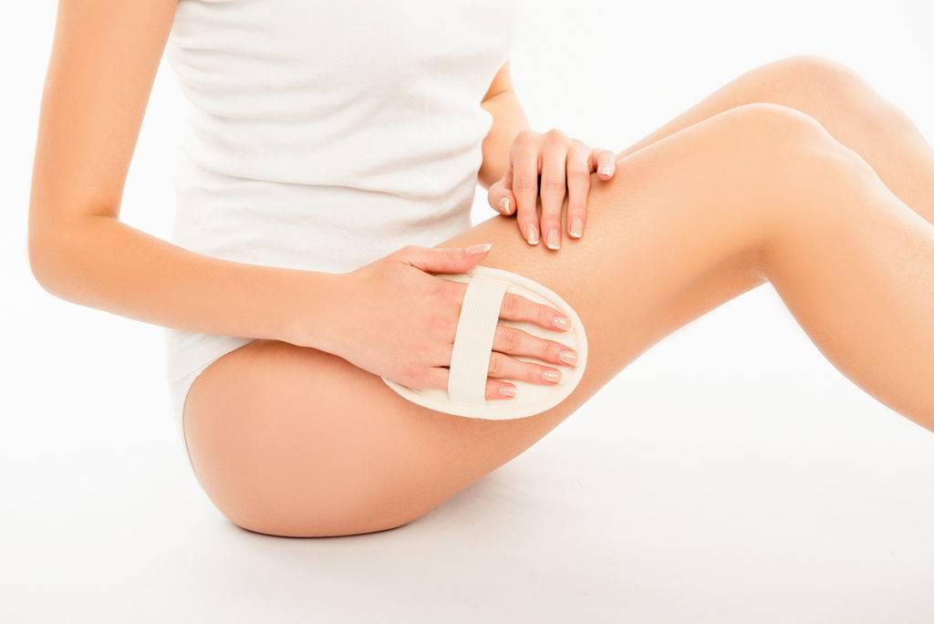 Как избавиться от целлюлита за пару недель? советы косметологов.