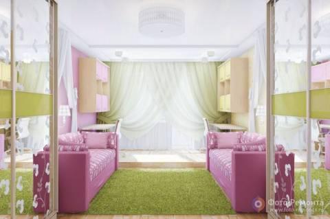 Детская комната в хрущевке: дизайн спальни для девочки, мальчика или двоих, реальные фото | детская | vpolozhenii.com