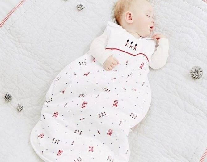 Спальный мешок для новорожденных: как выбрать и сшить своими руками, выкройки, как связать спицами