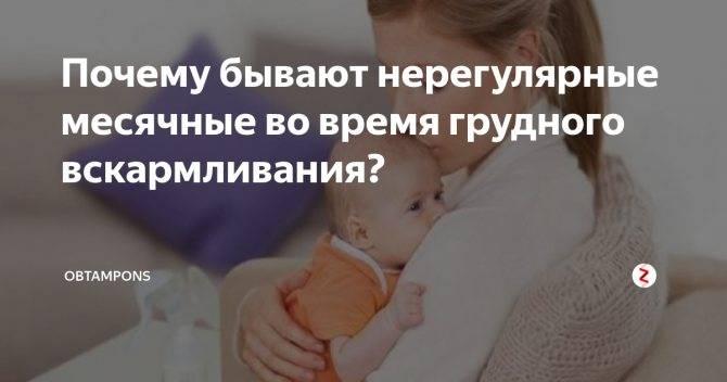 Месячные после родов: когда начинаются, сколько и как долго идут