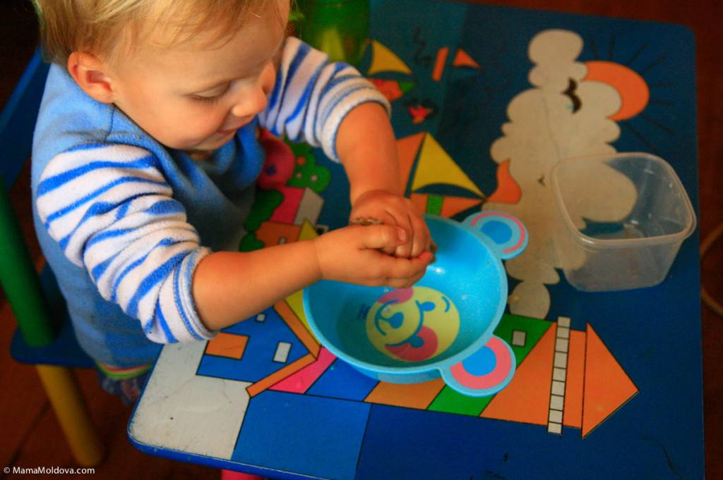 Развивающие игры для детей от 1 года. развитие моторики и не только. часть 2