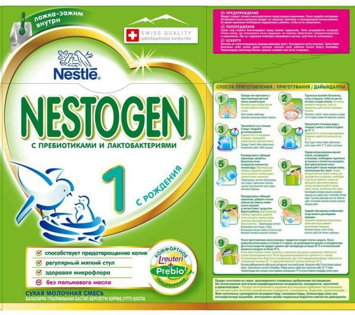 Малютка смесь гипоаллергенная для грудничков
