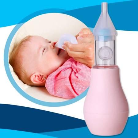 Как почистить нос новорожденному ребенку правильно от козявок и соплей