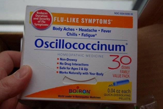 Оциллококцинум - инструкция по применению, описание, отзывы пациентов и врачей, аналоги