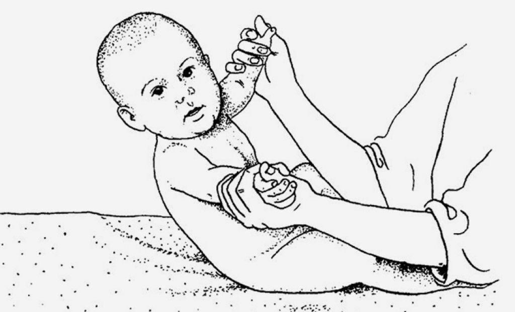 Почему девочек нельзя сажать до 6 месяцев
