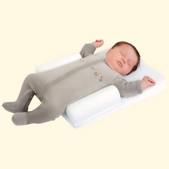 Что такое позиционер для сна новорожденного малыша - для мам