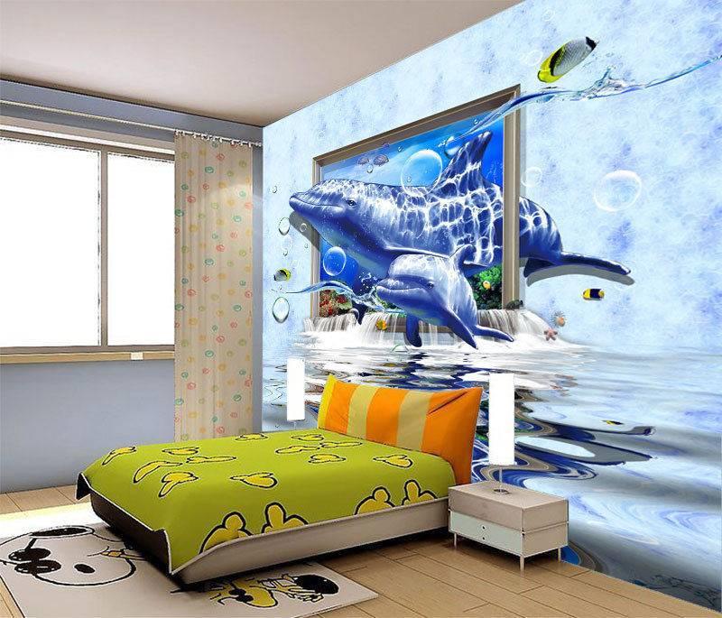Фотообои в детской комнате: 70+ современных фото и идей дизайна