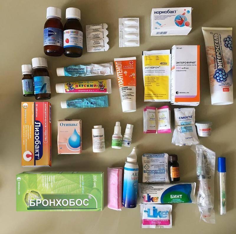 Как собрать аптечку в путешествие? – блог купибилет