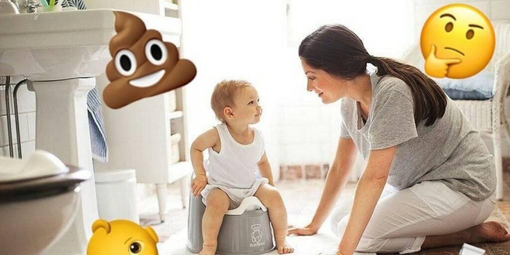 Приучение к горшку ребёнка: простые и эффективные методы
